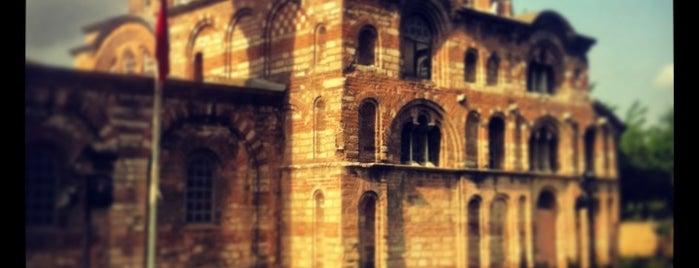 Fethiye Müzesi is one of İstanbul Avrupa Yakası #2 🍁🍃.