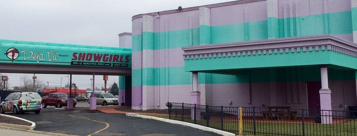 Deja Vu Is One Of Springfield Sites