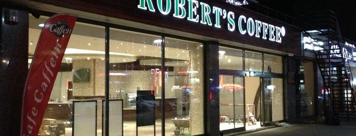 Robert's Coffee is one of Konya'da Café ve Yemek Keyfi.