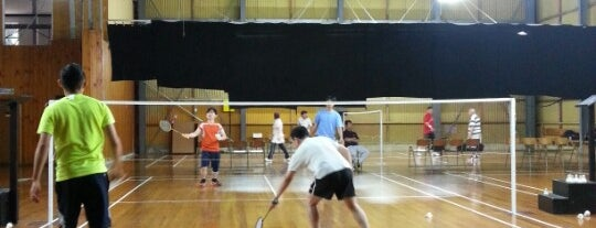 Wellington Badminton Centre is one of Fun Group Activites around New Zealand.