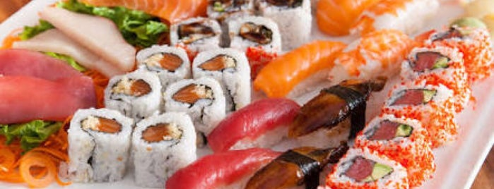 Bushido Sushi & Bar is one of Want to Try!!.