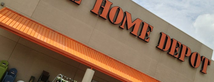 The Home Depot Is One Of SHIPPING RECEIVING CUSTOMERS