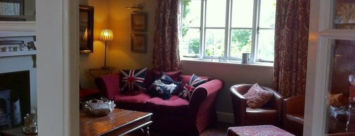 The Drunken Duck Inn & Restaurant is one of U.K..