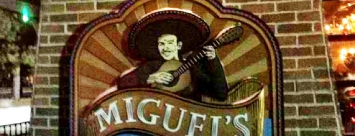 Miguel's Cantina is one of Michigan Restaurants.