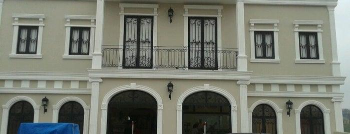 Villa do Imperador is one of Cb.