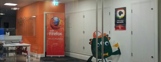Mozilla is one of London4Geeks.