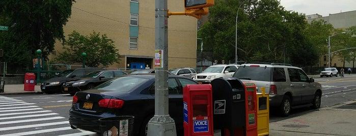 West 155th Street at Saint Nicholas Avenue is one of Vannish.