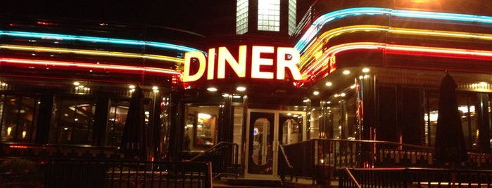 Palace Diner is one of Actual Diners.