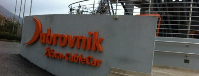 Dubrovnik Cable Car - Bottom (Grad) Station is one of Dubrovnik.