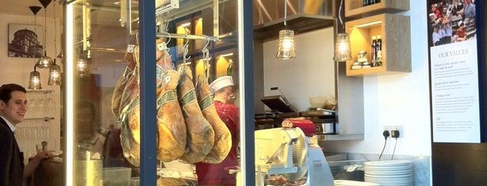 Panino Giusto is one of HK cafe.