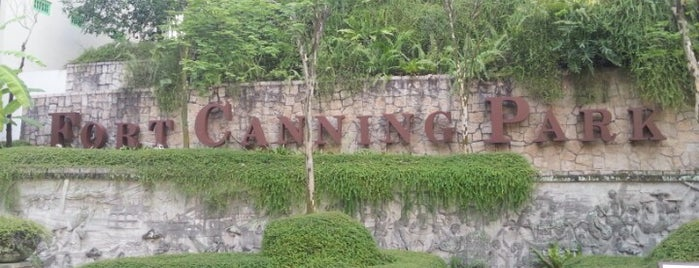 Fort Canning Park is one of To-Do in Singapore.