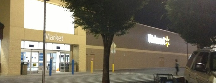 Walmart Supercenter is one of The Chad.