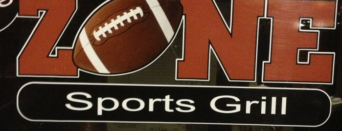 The Zone Sports Grill is one of Seminole Club Football Game Watching Parties.