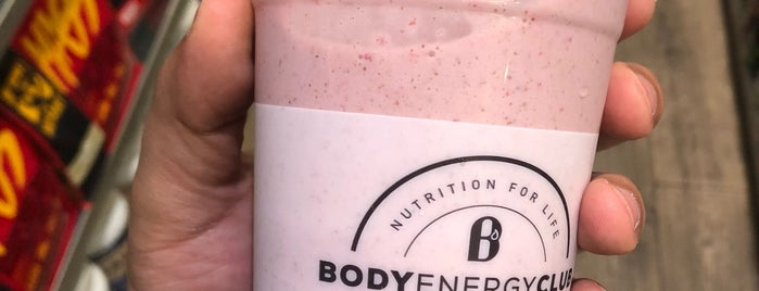 body energy club is one of LA Health And Fitness Spots.
