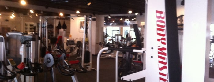 Park Cities Personal Training is one of Knox Street Dallas.