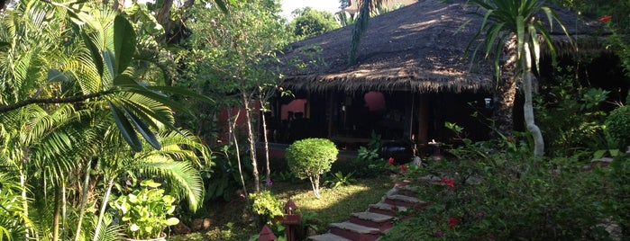 Eranda Herbal Spa is one of koh samui.