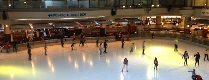 Atrium Le 1000 is one of Carte accès Montréal.