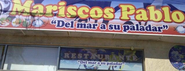 Pablo's is one of Restaurantes en Ciudad del Carmen, Campeche.
