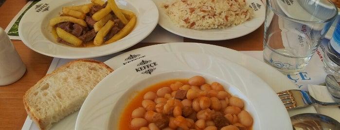 Keffçe is one of Gurme Ankara.