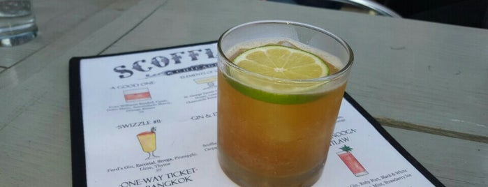 Scofflaw is one of 50 Top Cocktail Bars in the U.S..