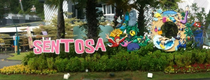 Sentosa Island is one of To-Do in Singapore.