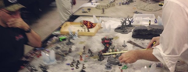 Legions Hobbies & Games is one of Gamerati Tour 2011.