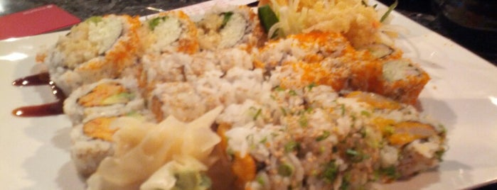 Samurai Japanese Restaurant is one of Eateries Bon Apetit!.