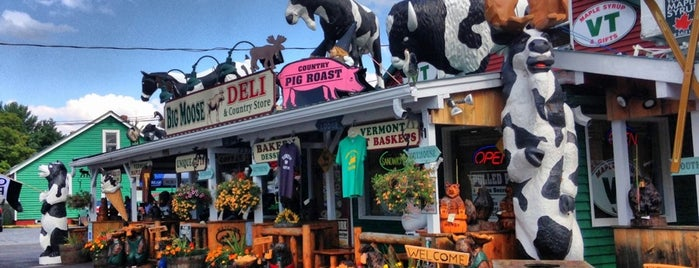 Big Moose Deli & Country Store is one of Roadside Greatness.