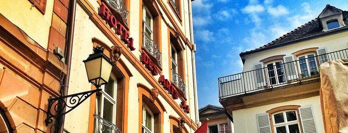 Café Rohan is one of Strasbourg - Capitale de Noël - #4sqcities.