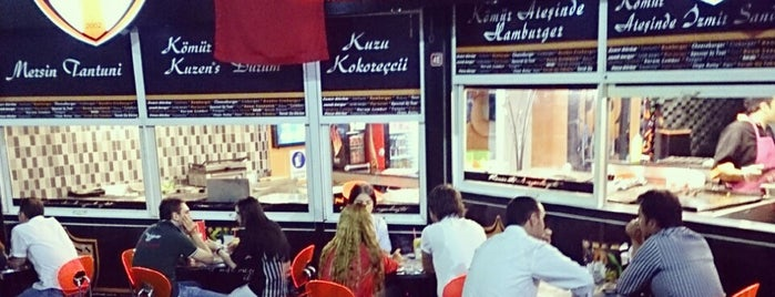 Kuzen's Fast Food is one of trabzon.
