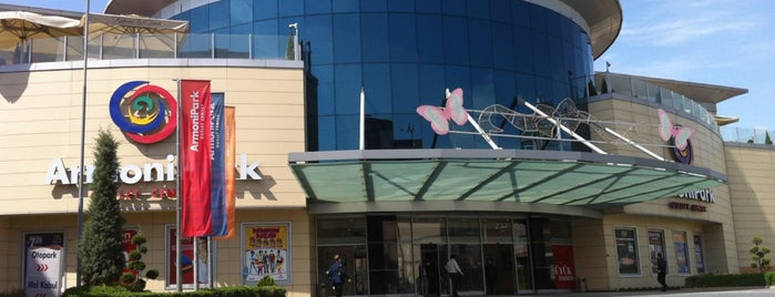 ArmoniPark is one of Shopping Centers.