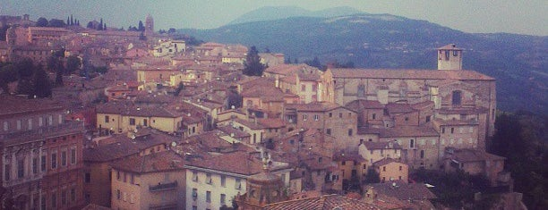 Perugia is one of Part 3 - Attractions in Europe.