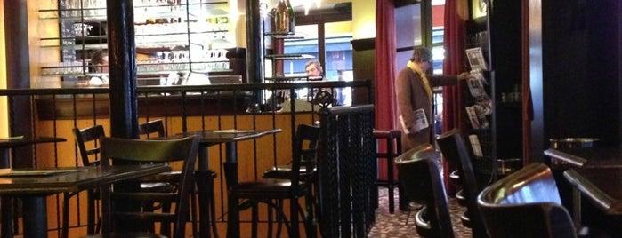Café Vavin is one of 4 days in Paris.