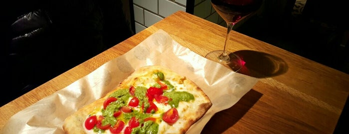 Mangia Pizza Firenze is one of Rome & Florence.
