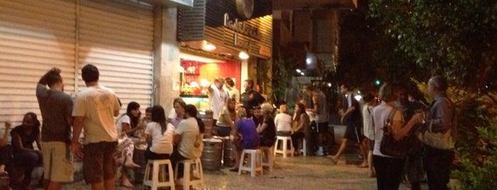 Restaurante Faraj is one of Melhores Restaurantes e Bares do RJ.