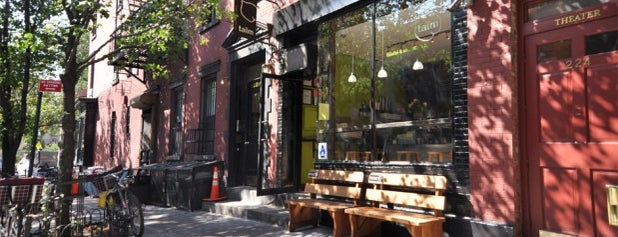 Taïm Falafel and Smoothie Bar is one of The New Yorkers: Ladies Who Lunch.