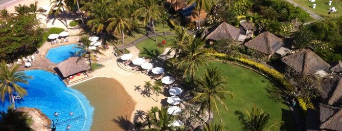 Hilton Bali Resort is one of Best Hotels in Bali.