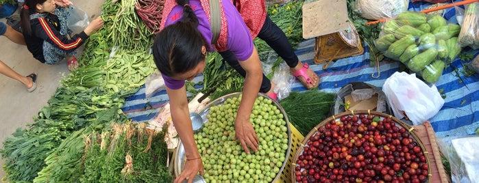 กาดบ้านฮ่อ is one of Chiang Mai.