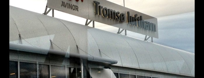 Tromsø Lufthavn, Langnes (TOS) is one of World AirPort.