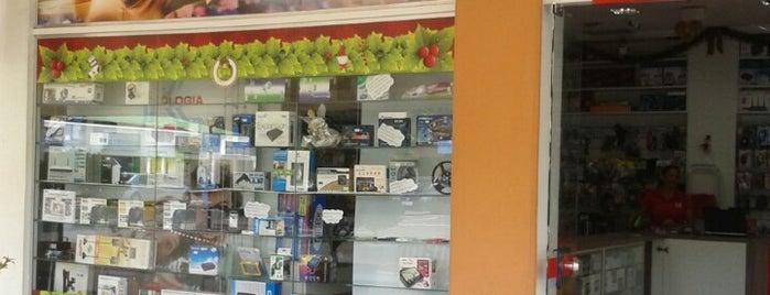 Tele-Rádio is one of Shopping Uberaba.