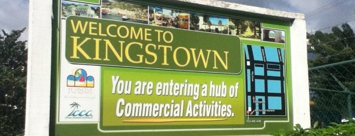 Kingstown is one of World Capitals.