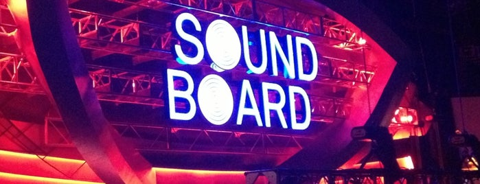 Sound Board is one of The 15 Best Places with Live Music in Detroit.