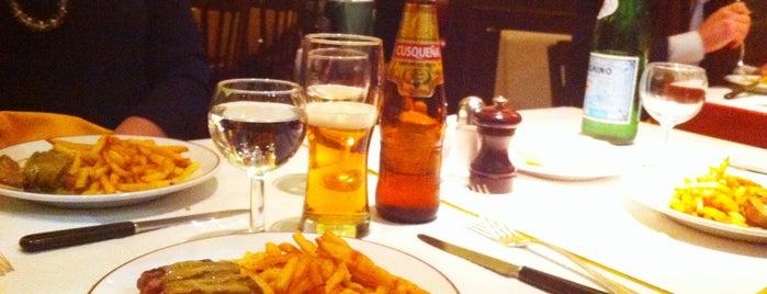 Le Relais de Venise is one of Dinner.