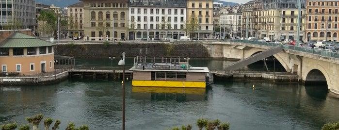 Geneva & Lake Leman