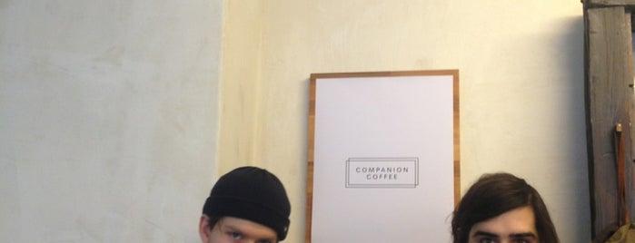 Companion Coffee is one of Potable Coffee Global.