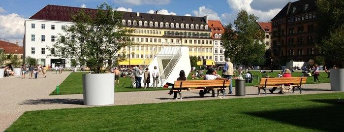 Marienhof is one of München.