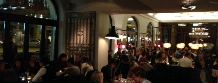 L'Osteria is one of Munich - eat & drink.