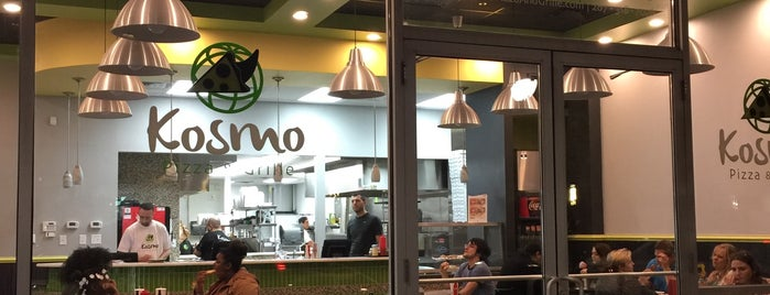Kosmo Pizza & Grille is one of Philly pizza.