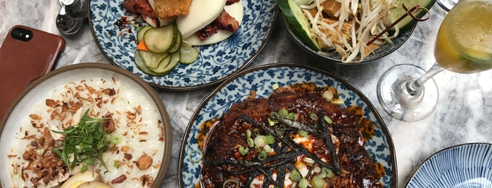 wallflower is one of The 15 Best Asian Restaurants in Los Angeles.
