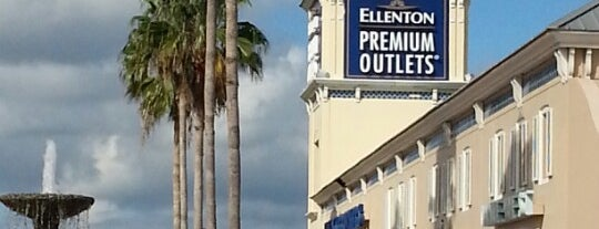 Ellenton Premium Outlets is one of Tampa Bay.